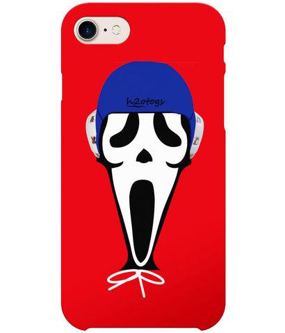 H2OTOGS Scary - iPhone 7 Phone Case - VARIOUS COLOURS
