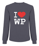 H2OTOGS I Love WP - Unisex Sweatshirt / Jumper - Various Colours