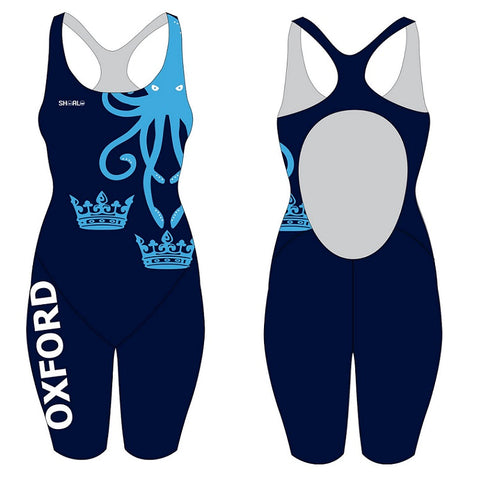 SHOALO Customised - Oxford University UWH Olympicback Kneeskin Suit