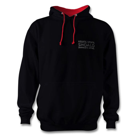 SHOALO Water Polo Ball - Embroidered Unisex Hoodie / Hoody - VARIOUS COLOURS