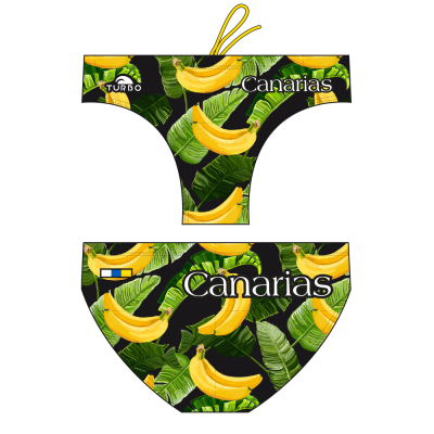 TURBO Platanera Canarias - 730959 - Mens Suit - Water Polo