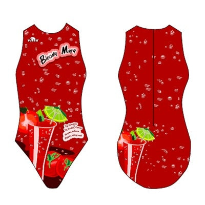 TURBO Bloody Mary - 89179 - Womens Water Polo Suits / Costume