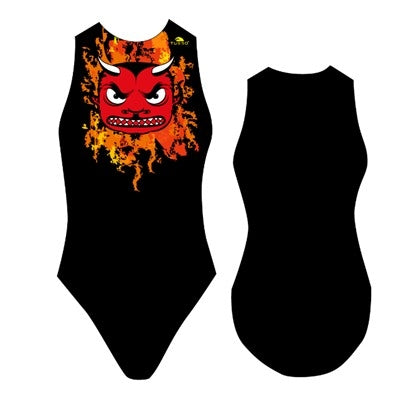 TURBO Devil - 89256 - Womens Water Polo Suits / Costume