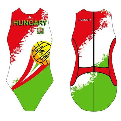 TURBO Hungary Ball Tecno - 893579 - Womens Water Polo Suits / Costume