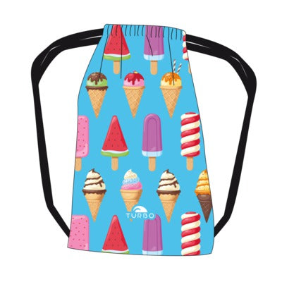 TURBO Ice Cream - 9810646-066 - Mesh Bag / Sports Bag