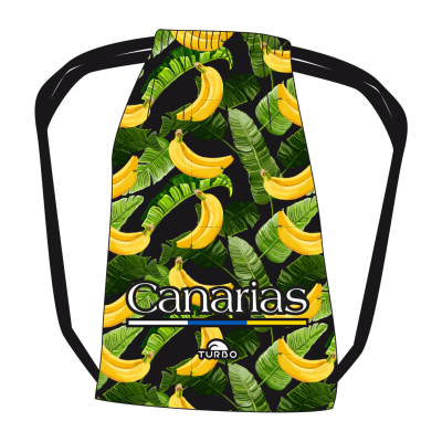 TURBO Plantenera Canarias Bananas - 9810959 - Mesh Bag / Sports Bag
