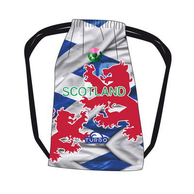 TURBO Scotland 18 - 9810437-0006 - Mesh Bag / Sports Bag