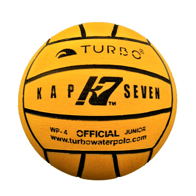 TURBO & KAP 7 - Junior / Womens Water Polo Ball - Size 4