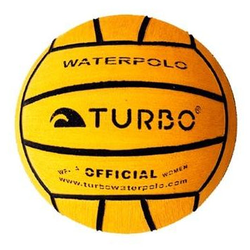 TURBO - Womens Water Polo Ball - Size 4
