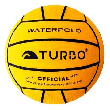 TURBO - Mens Water Polo Ball - Size 5