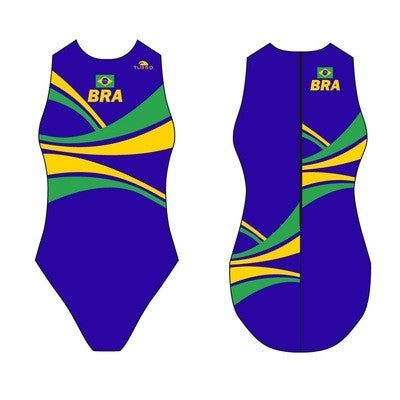 TURBO Brazil 2016 - 830274- Womens Water Polo Suits / Costume