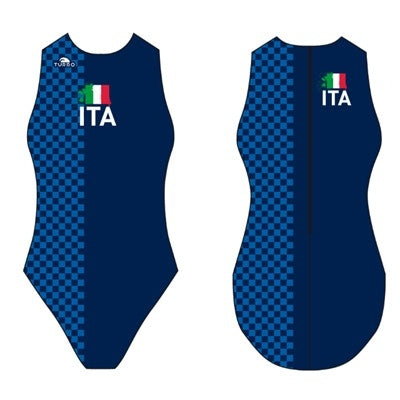 TURBO Italy 2016 - 830279 - Womens Water Polo Suits / Costume