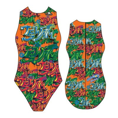 TURBO Tewam - 830125 - Womens Water Polo Suits / Costume