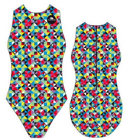 TURBO - 830013-0099 - Womens Water Polo Suits / Costume