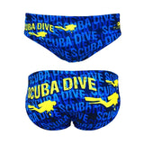 TURBO Scuba Dive Flash - 730633-0007 - Mens Suit - Water Polo