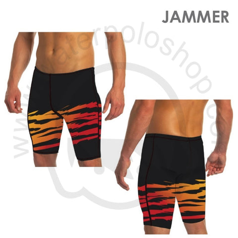 BBOSI Custom Design - Mens Jammers