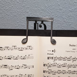 Sheet Music Clip / Page Holder