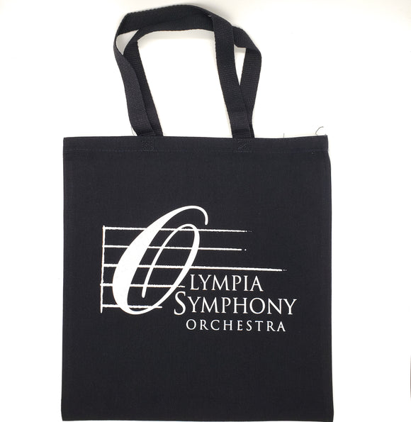 Olympia Symphony Tote Bag