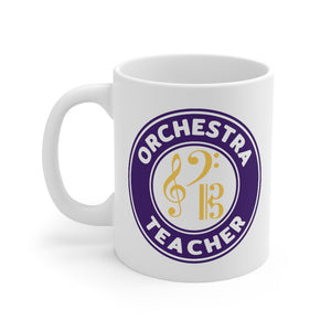 Orchestra Teacher Coffee Mug