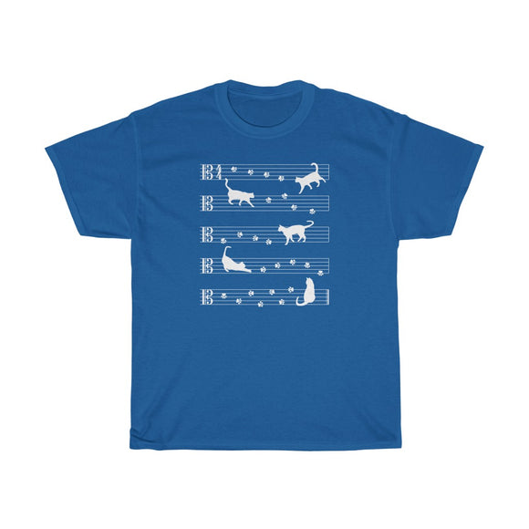 Cat Paws Alto Clef Shirt
