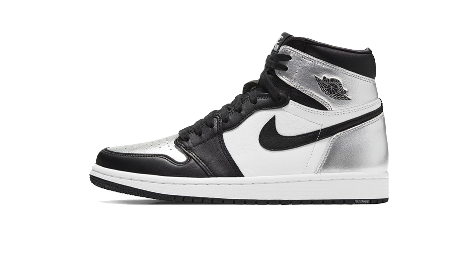 Air Jordan 1 High OG WMNS Silver Toe Matching Outfit and Accessories Category