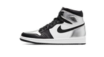 Air Jordan 1 High OG WMNS Silver Toe sneaker match tees and jordan 1s Accessories Category icon
