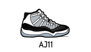 Air Jordan 11 Sneaker Matching Outfit and AJ11 Sneaker Match Accessories Category