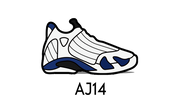 Air Jordan 14 Sneaker Matching Outfit and AJ14 Sneaker Match Accessories Category