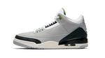 Air Jordan 3 CHLOROPHYLL Sneaker shirt and accessory category icon