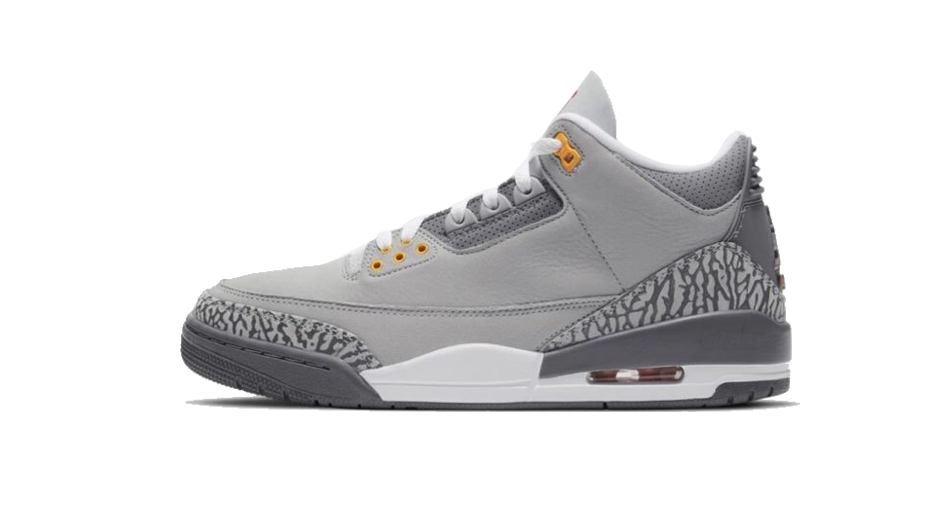 Air Jordan 3 Cool Grey Matching Outfit and Accessories Category