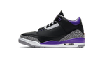 Air Jordan 3 Court Purple Matching Outfit and Accessories Category