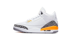 Air Jordan 3 Laser Orange Sneaker Tees Category Shoe Side Image
