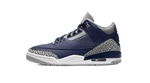 Air jordan 3 Midnight Navy Matching Outfit and Accessories Category
