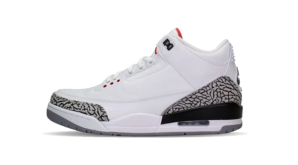Air-Jordan 3 White Cement Shirt Category Side Image