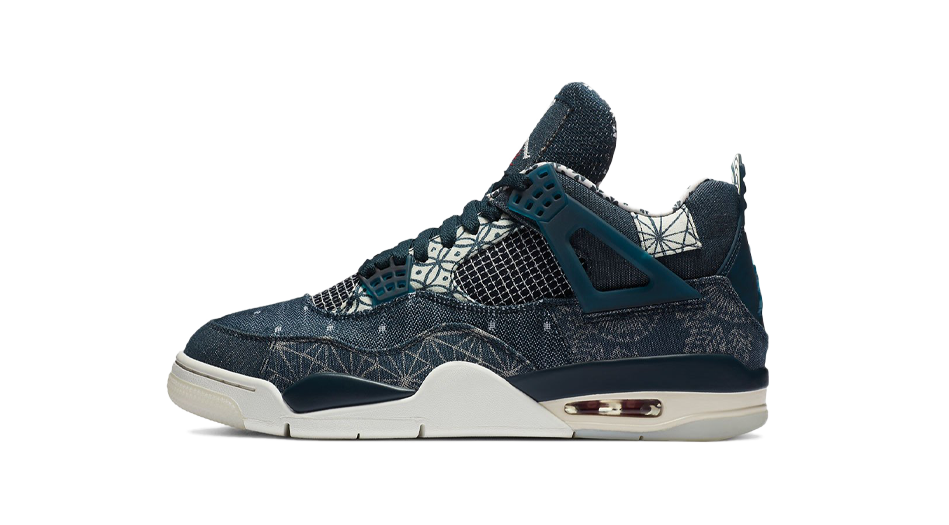 Air Jordan 4 Retro Deep Ocean Matching Outfit and Accessories Category