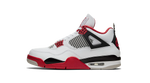 Air Jordan 4 Fire Red Matching Outfit and Accessories Category