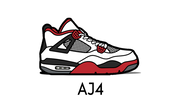 Air Jordan 4 Sneaker Matching Outfit and AJ4 Sneaker Match Accessories Category