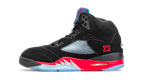 Air Jordan 5 top 3 Sneaker Tees Category Shoe Side Image