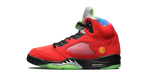 Air Jordan 5 Retro What The Matching Outfit and Accessories Category