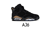 Air Jordan 6 Sneaker Matching Outfit and AJ6 Sneaker Match Accessories Category