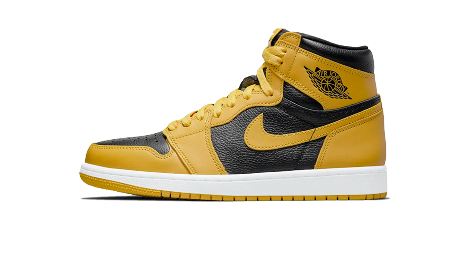 Air Jordan 1 Retro High OG Pollen And Pollen 1s Sneaker Matching Tees Outfit and AJ1 Pollen Accessories Category