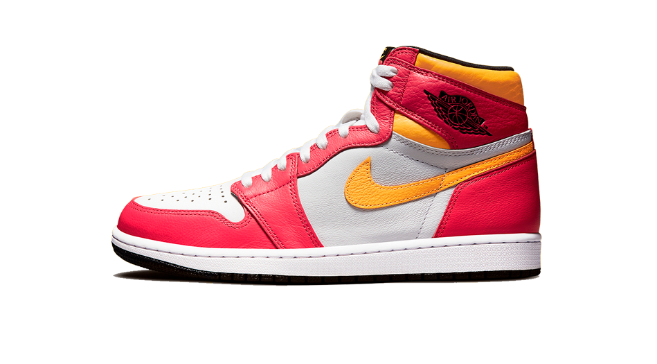 Air Jordan 1 Retro High OG Light Fusion Red Matching Outfit and AJ1 Light Fusion Red Accessories Category
