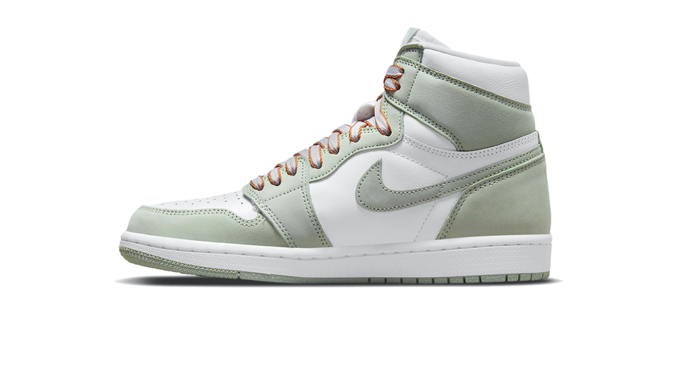 Air Jordan 1 Retro High OG Seafoam and Tech Grey Matching Outfit and AJ1 Seafoam Accessories Category