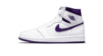 Air Jordan 1 WMNS Court Purple Matching Outfit and AJ1 Court Purple Accessories Category
