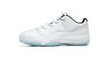Air Jordan 11 Low Legend Blue Matching Shirts Outfit and AJ11 Legend Blue Accessories Category