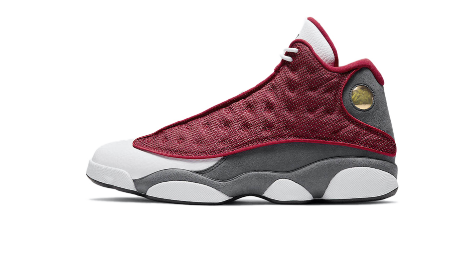 Air Jordan 13 Gym Red Flint Sneaker Matching Jordan 13s Red Flint Shirts and Accessories Category Icon