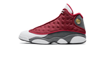 Air Jordan 13 Red Flint Matching Outfit and AJ13 Red Flint Accessories Category