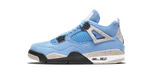 Air Jordan 4 University Blue Matching Shirts Outfit and AJ4 UNC Blue Accessories Category