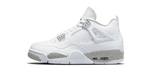 Air Jordan 4 Retro White Oreo Red Sneaker Matching Outfit and AJ4 Retro Tech Grey Sneaker Match Accessories Category