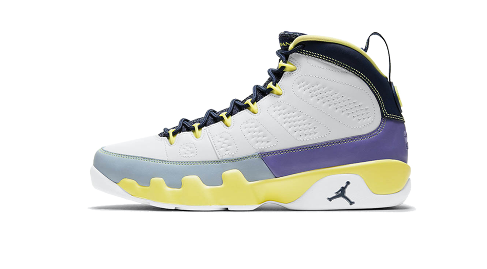 Air Jordan 9 WMNS Change The World Sneaker Matching Jordan 9s T-Shirt and Accessory Category Icon